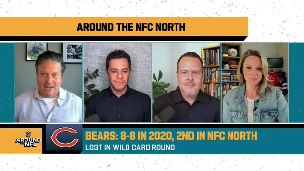 How will Bears approach 2021 draft? 'Around the NFL'