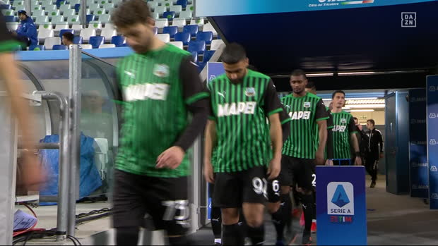 Serie A: Sassuolo - Neapel | DAZN Highlights