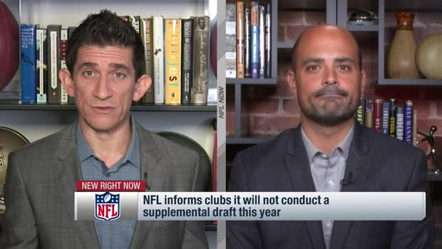 Garafolo: NFL will not conduct supplemental draft this year