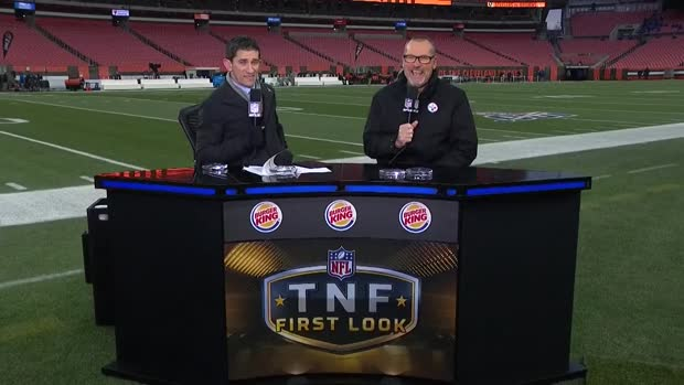 Pittsburgh Steelers radio analyst Tunch Ilkin breaks down Steelers defense