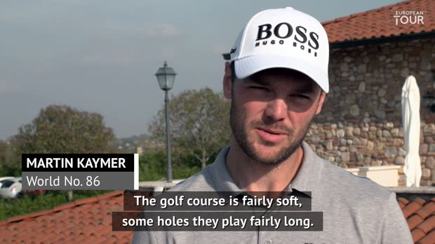 Kaymer hoping to end winless run at Italian Open