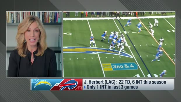 Kim Jones: Bills 'ready for a shootout' vs. Herbert, Chargers in Week 12