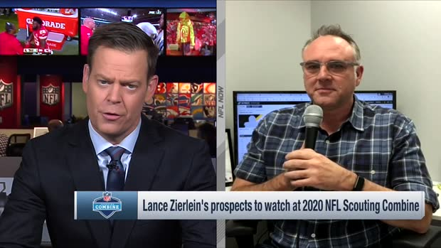 NFL Network's Lance Zierlein's top prospects to watch at 2020 NFL Scouting Combine