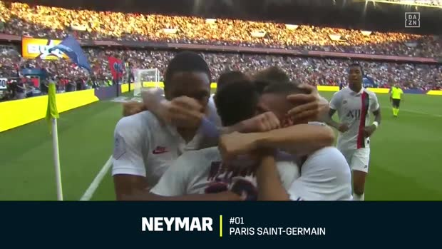 Best-of Ligue 1: Top 5 Tore 2019/20 | DAZN