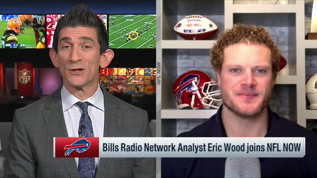 Eric Wood previews Bills-Chiefs in AFC Championship Game