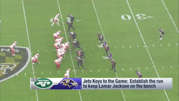 Charley Casserly's keys to a New York Jets win over Ravens
