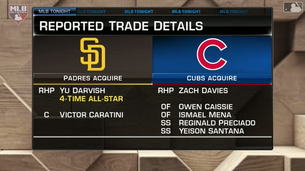 Padres bolster staff | FastCast