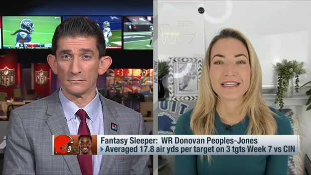 Game Theory: Frelund's two major sleepers entering Week 8