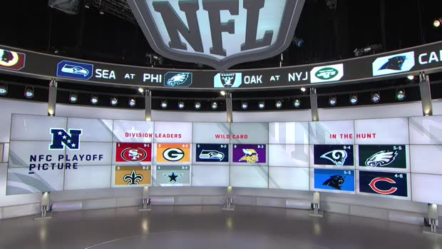 James Jones ranks his Top 5 teams in NFC