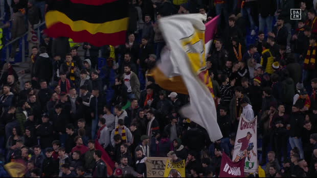 Serie A: AS Rom - Lecce | DAZN Highlights