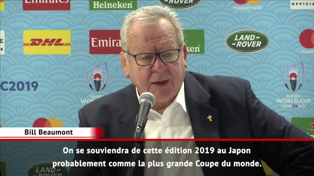 CdM 2019 - Beaumont - 'Probablement la plus grande Coupe du monde'