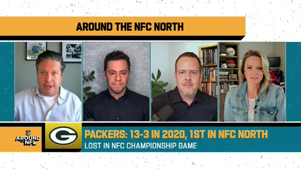How should Packers approach 2021 draft? 'Around the NFL'