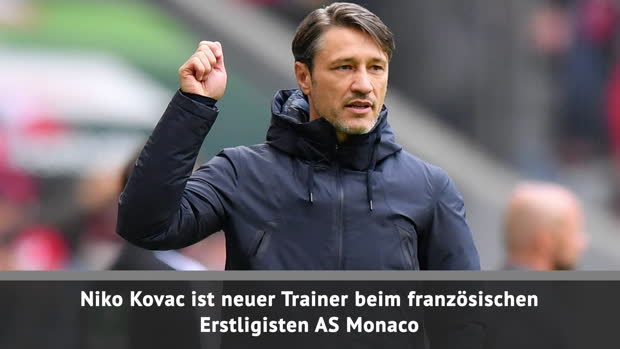 Fix! Kovac neuer Trainer in Monaco
