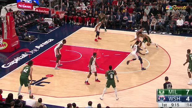 GAME RECAP: Bucks 137, Wizards 134