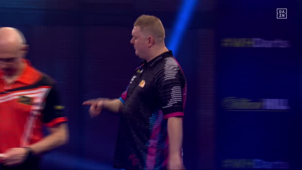 World Darts Championship: Tag 9 - Session 1 | DAZN Highlights