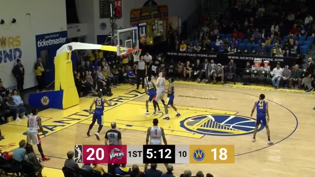 WSC: Isaiah Hartenstein 31 points vs the Warriors