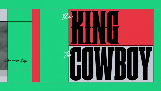 The King vs. the Cowboy | DAZN