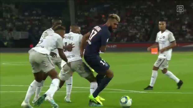 Lewys neuer Backup: Best of Choupo-Moting bei PSG | DAZN Ligue 1