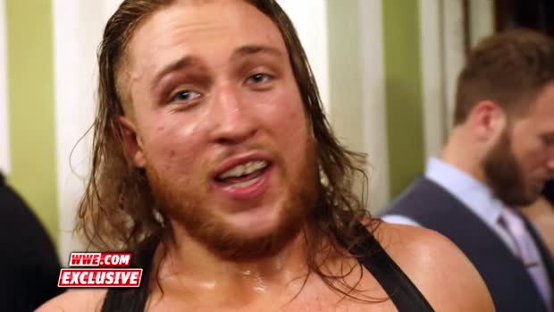 Pete Dunne reflects on how far NXT UK has come: WWE.com Exclusive, Jan. 12, 2019