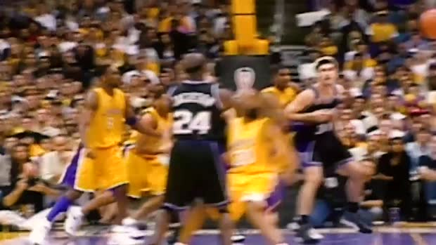 Robert Horry's Miracle Shot - May 26, 2002
