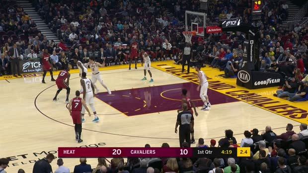 GAME RECAP: Cavaliers 125, Heat 119