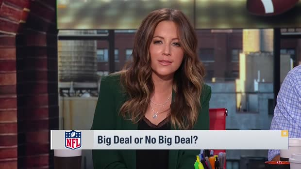 Video Will A B S Injury Prove Problematic For Raiders Gmfb Debates