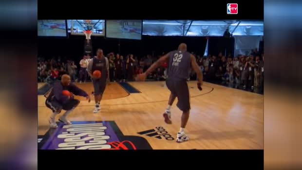 Epische Dance-Moves! Shaq, LeBron, Dwight Howard im All-Star Dance-Off | NBA Archiv