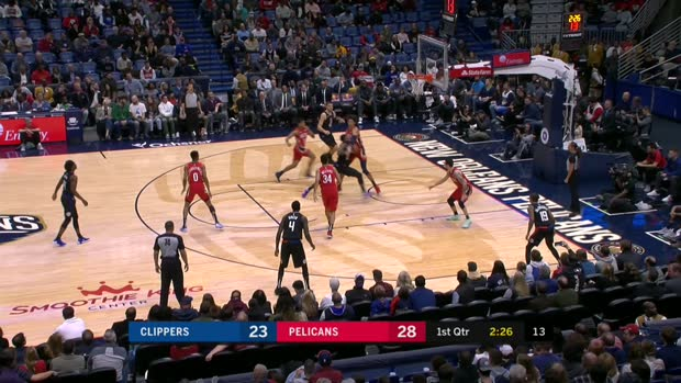 GAME RECAP: Pelicans 132, Clippers 127