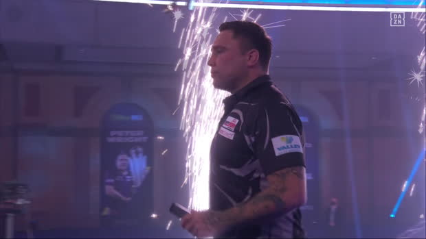 World Darts Championship: Finale | DAZN Highlights