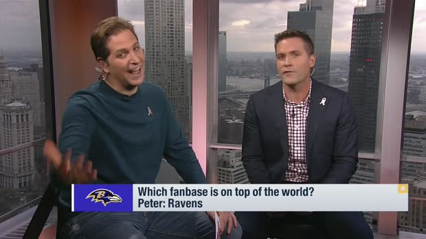 Kyle Brandt: Why Oakland Raiders fanbase is on top of the world right now