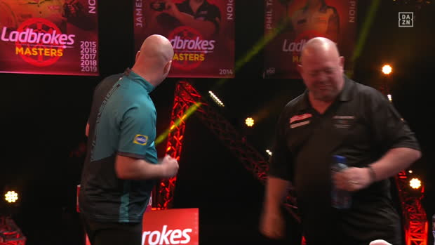 Darts: Masters - Tag 2 - Session 1 | DAZN Highlights