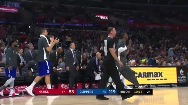 Top 5 LA Clippers Plays This Season