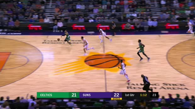 GAME RECAP: Celtics 99, Suns 85