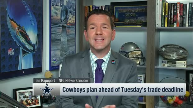 Rapoport explains Cowboys' failed trade attempts with Poe, Worley