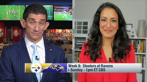Kinkhabwala: Why Big Ben may be the last QB Ravens want to face