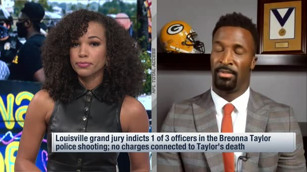 James Jones on Breonna Taylor jury decision: 'The system failed her and her family'