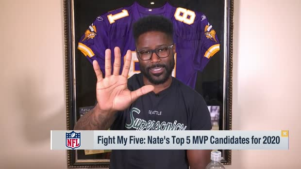 Nate Burleson's Top 5 MVP candidates for 2020