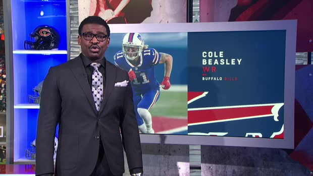 Cole Beasley sits down with Michael Irvin on what playoff run means to Buffalo