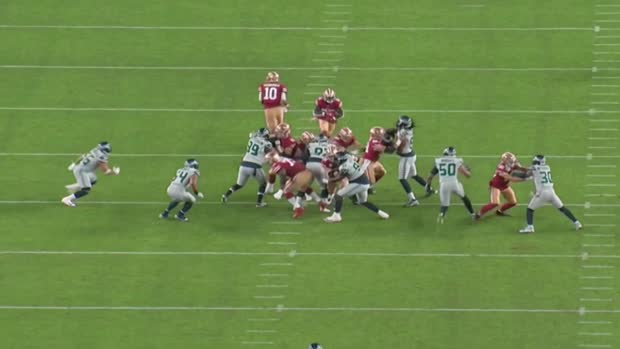 Breaking down Seattle Seahawks defensive end Jadeveon Clowney's most destructive game | Baldy's Breakdowns