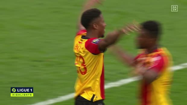 Ligue 1: Lens - Reims | DAZN Highlights