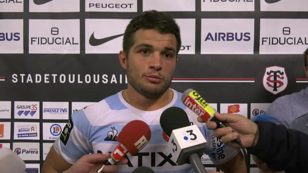 Top 14 -  3e j. : Dulin : 'Il manque beaucoup de choses'