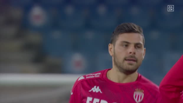 Ligue 1: Montpellier - Monaco | DAZN Highlights