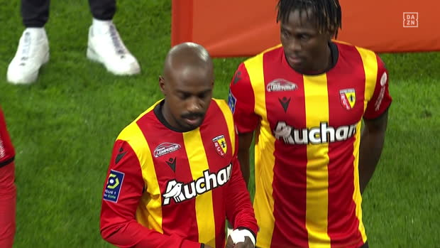 Ligue 1: Lens - Nantes | DAZN Highlights