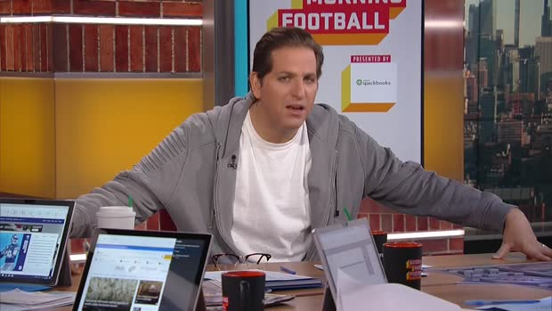 Peter Schrager calculates playoff probabilities