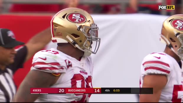 San Francisco 49ers defensive tackle DeForest Buckner highlights | 2019 season