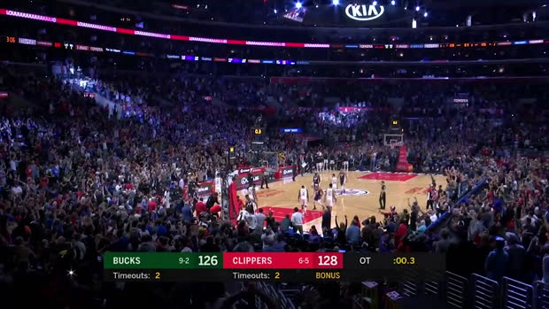 WSC: Top 3 Plays Clippers