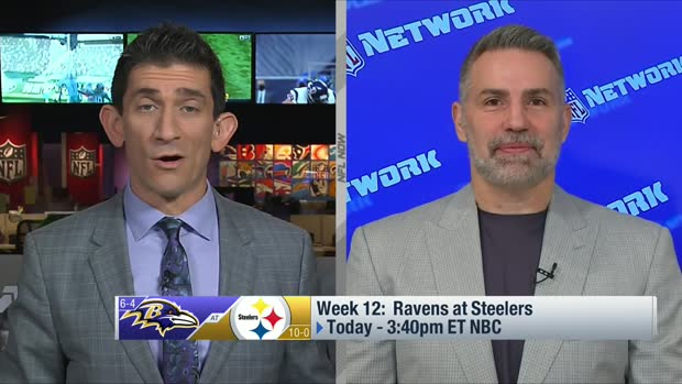 Kurt Warner: What I'm looking out for in Ravens-Steelers