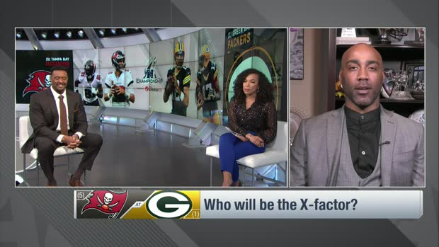 DeAngelo Hall reveals his X-factor in Bucs-Packers