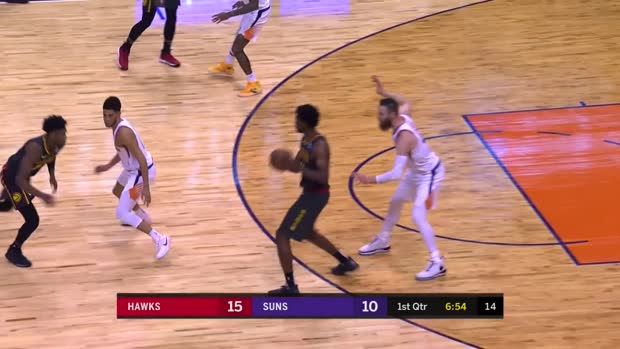 WSC: Trae Young (21 points) Highlights vs. Phoenix Suns