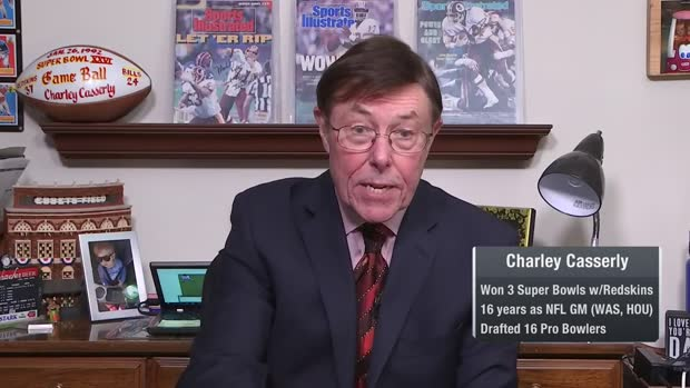 NFL Network's Charley Casserly's keys to a Tennessee Titans win over the Chiefs